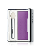 Тени для век CLINIQUE All About Shadow Purple pumps-soft matte (тестер в пластиковой упаковке)