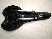 Седло велосипедное VL-1200 (C-SI-0117), фото 2