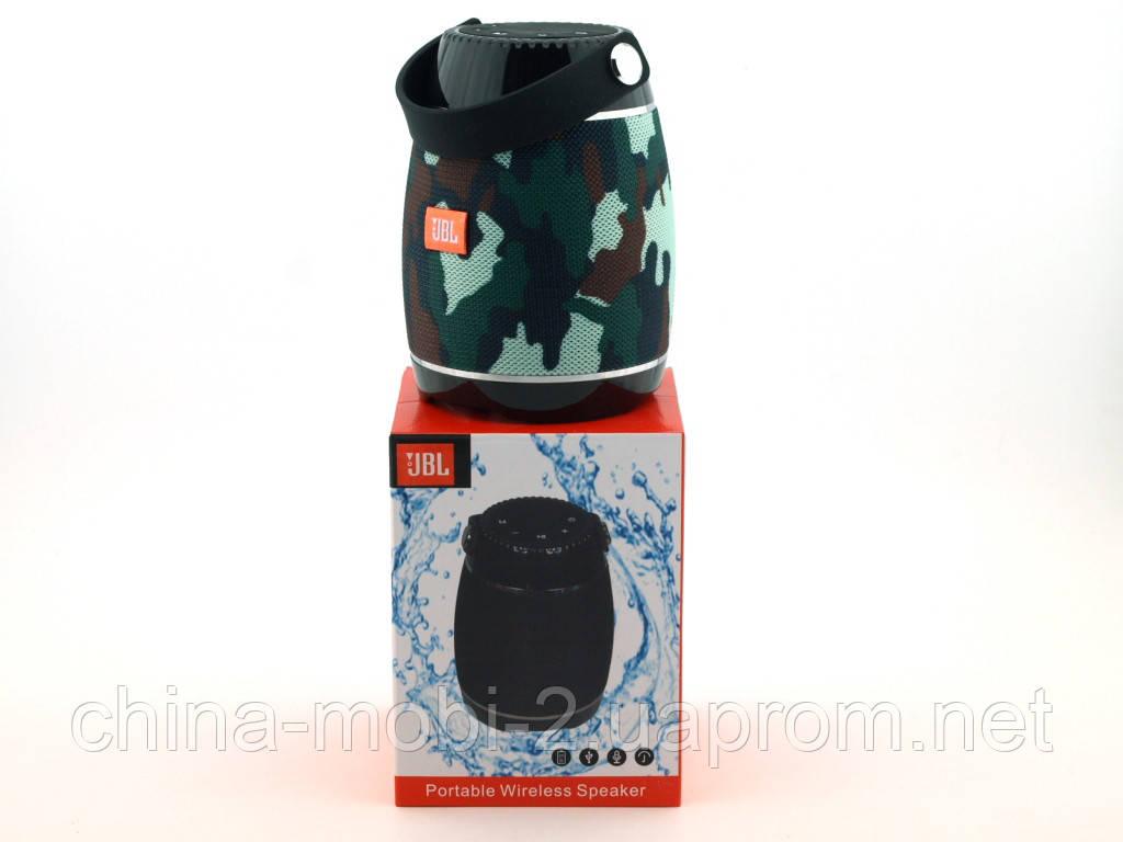 JBL L3 5W в стилі Flip Squad, портативна колонка з Bluetooth FM і MP3, камуфляжна