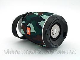 JBL L3 5W в стилі Flip Squad, портативна колонка з Bluetooth FM і MP3, камуфляжна, фото 2