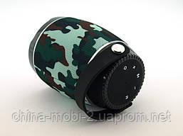 JBL L3 5W в стилі Flip Squad, портативна колонка з Bluetooth FM і MP3, камуфляжна, фото 3