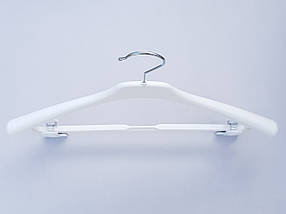 Плечики V-Tz42, белого цвета, длина 42 см, фото 2