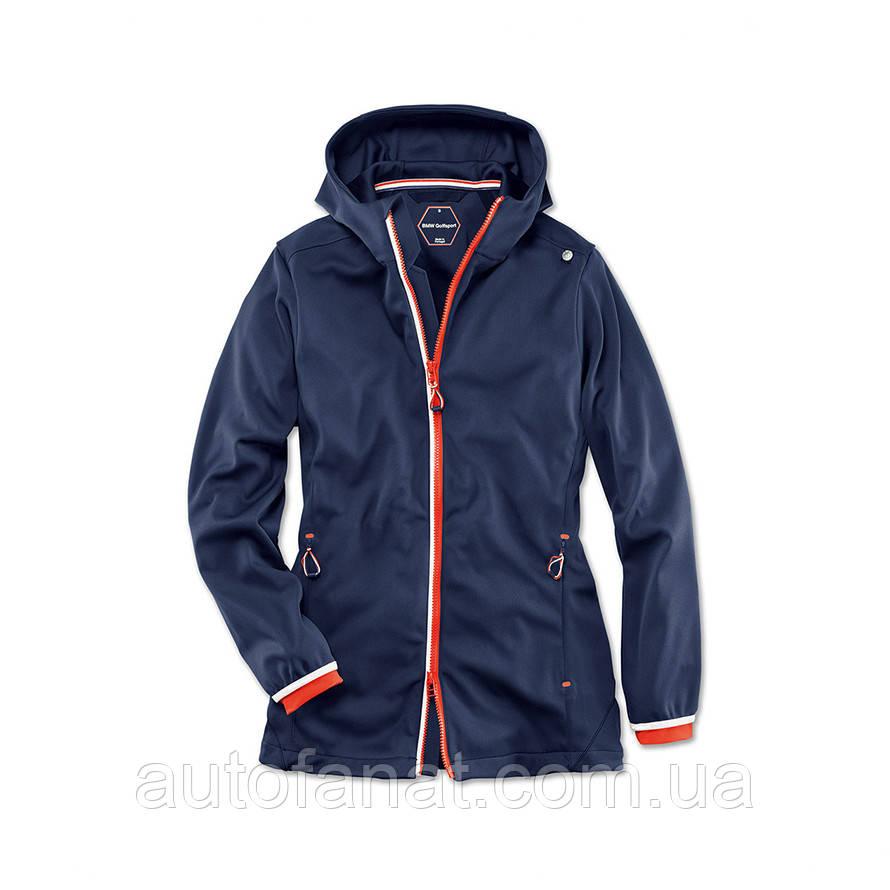 Оригинальная женская куртка BMW Golfsport Functional Jacket, Ladies, Navy Blue (80142446352)
