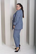 Брюки без застежек для полных женщин Вог джинс, фото 3