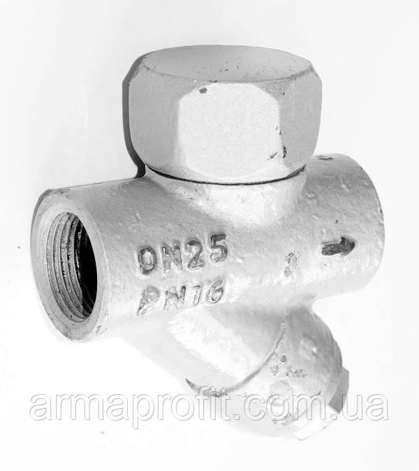 Конденсатоотводчик термодинамический TDK-5M (D311) муфтовый Ду15 Ру16