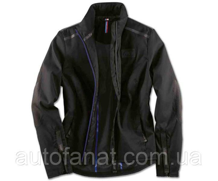 Оригинальная женская демисезонная куртка BMW M Jacket, Ladies, Black (80142454699)