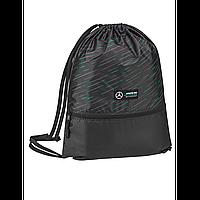 Спортивная сумка Mercedes Drawstring Sports Bag, Black B67995500