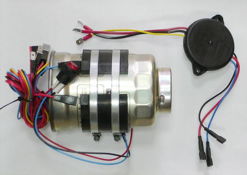 Подогреватель фильтра тонкой очистки Номакон ПБ (Н52), 100Вт, 12В, (Ø 78-91 мм)