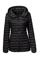 Куртка  женская демисезонная Glostory черная