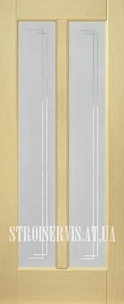 Міжкімнатні шпоновані двері Термінус №17 Дельта, фото 2