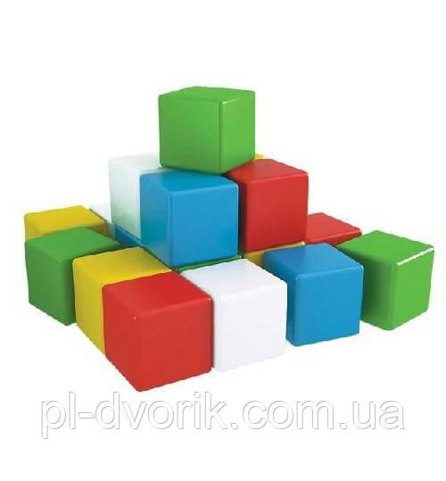 """Іграшка Кубики """"Веселка 3 ТехноК"""" 94.95 грн."""
