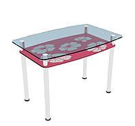 Стеклянный стол Лето, фото 1