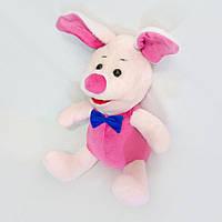 Мягкая игрушка Kronos Toys Поросёнок Пятачок 40 см  (490_zol)