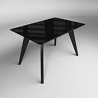 Стол Леонардо черный, фото 1