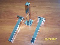 Нержавеющие ножки для мебели, фото 1