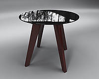 Леонардо Круг черно-коричневый, фото 1