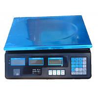 Весы торговые электронные Nokasonic 50 кг, аккумулятор, фото 1