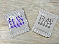 Гель-краска для бровей и ресниц ELAN professional line 01 black (черный)+окислитель