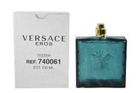 Versace Eros туалетная вода 100 ml. (Тестер Версаче Ерос)