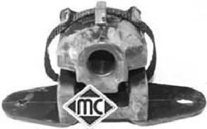 Подушка глушителя (04653) Metalcaucho