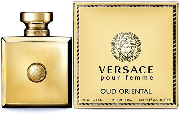 Женские духи в стиле Versace Pour Femme Oud Oriental (edp 100ml)
