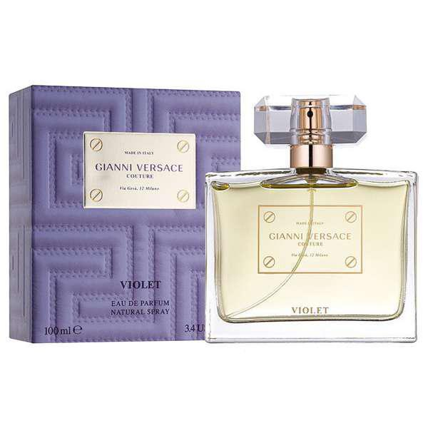 Женские духи в стиле Versace Gianni Versace Couture Violet edp 100ml