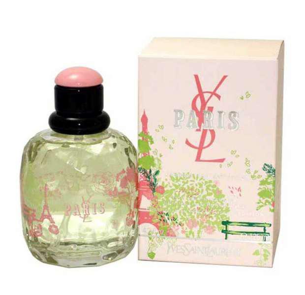 Женские духи в стиле YSL Paris Jardins Romantiques edt 125 ml