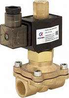 Клапан электромагнитный (нормально открытый) СК-21-20