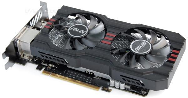 Видеокарта Asus PCI-Ex GeForce GTX 650 Ti Boost DC II OC 2048MB GDDR5 (192bit) (1020/6008)