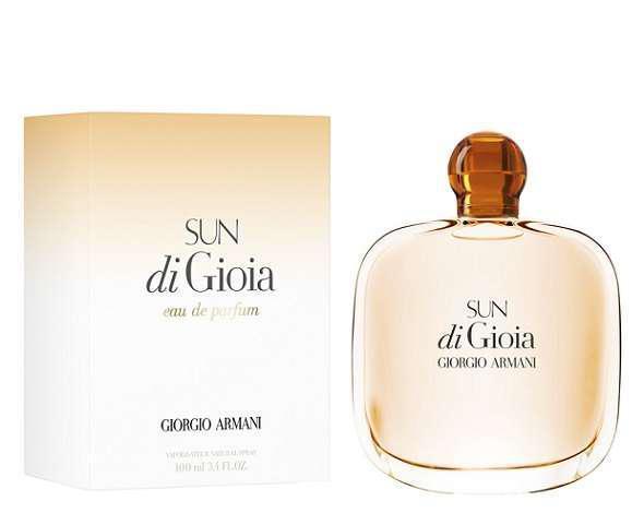 Женские духи в стиле Giorgio Armani Sun di Gioia edp 100ml