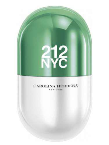 Женские духи в стиле Carolina Herrera 212 NYC New York Pills edp 80ml