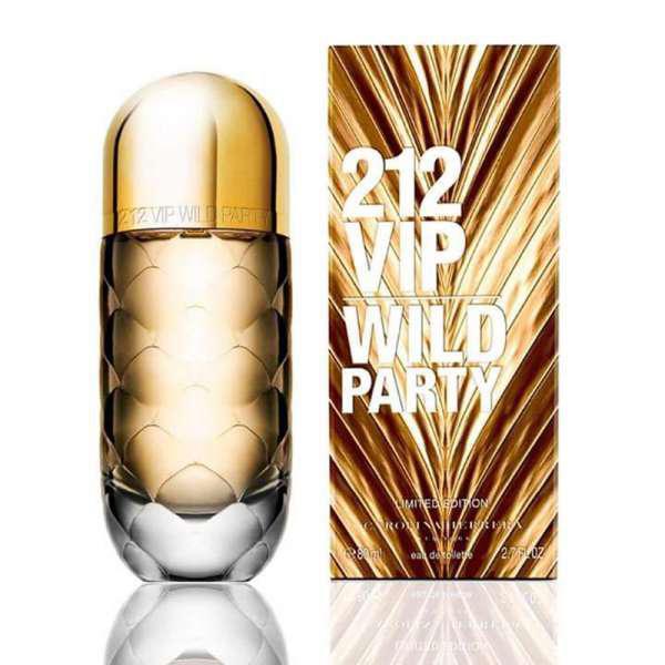 Женские духи в стиле Carolina Herrera 212 VIP Wild Party edp 80ml