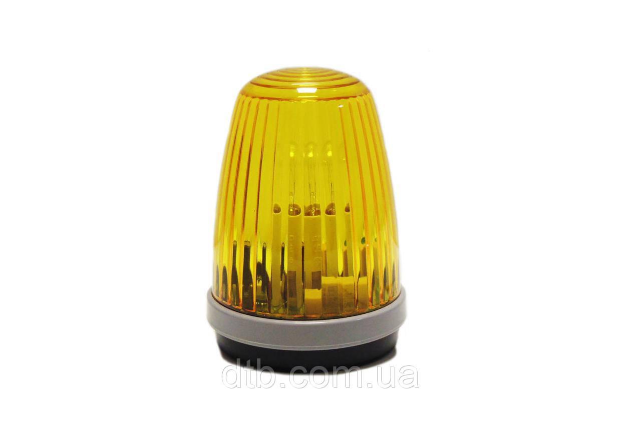 Лампа сигнальная AN-Motors F5000 (12В÷24В AC/DC, 85В÷265В AC)