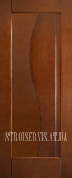 Шпонированные раздвижные межкомнатные двери Терминус 16 Анталия