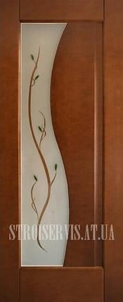 Шпонированные раздвижные межкомнатные двери Терминус 16 Анталия, фото 2