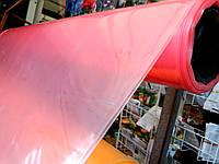 Пленка тепличная на метраж 150мкм, 6м ширина, уф-стабилизация 36 месяцев ,(красная).