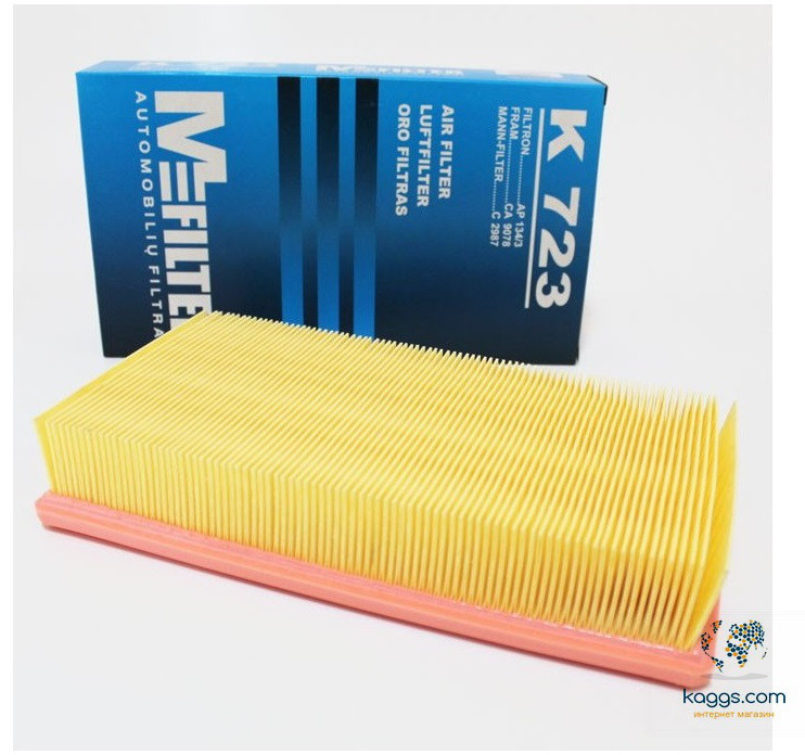 K723 Воздушный фильтр для Renault Clio, Kangoo, Megane; Suzuki Samurai