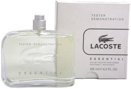 Мужские духи тестер в стиле Lacoste Essential 125 ml