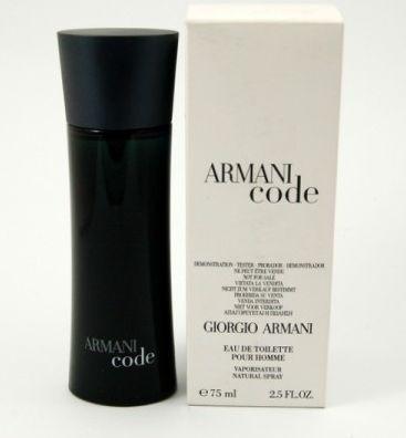 Мужские духи тестер в стиле Armani Code Men 100 ml