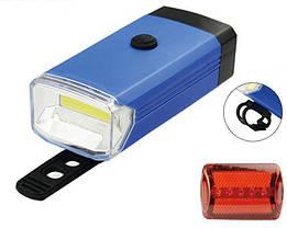 Велосипедный фонарь Bailong BL-408 LED