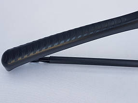 Плічка V-Tp42 чорного кольору, довжина 42 см, фото 3