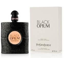 Женские духи тестер в стиле Yves Saint Laurent YSL Black Opium 100 ml