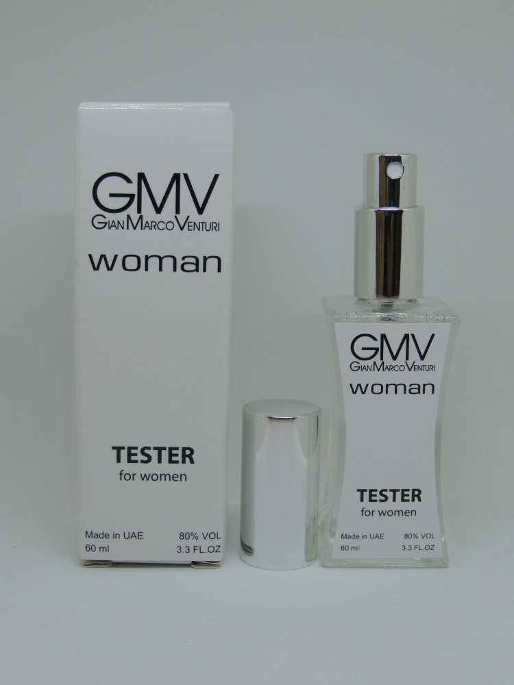 Женские духи тестер в стиле Gian Marco Venturi Woman de Parfum - 60 мл