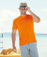 Мужские футболки под печать логотипов fruit of the loom