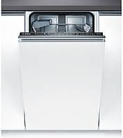 Посудомоечная машина Bosch SPV50E90EU (45 см, 9 комплектов посуды, встраиваемая)