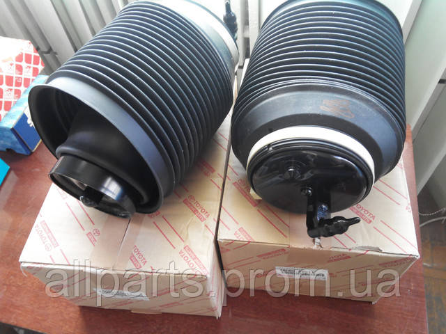Подушка подвески пневматическая Lexus GX 470 / Prado ― 120