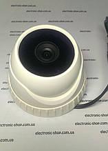 Купольная камера AV-Tech KPC-133ZADP белая