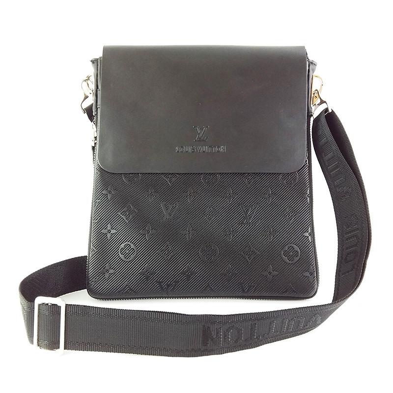 Мужская сумка через плечо Louis Vuitton, цена 449 грн., купить в ... d677a881d2c