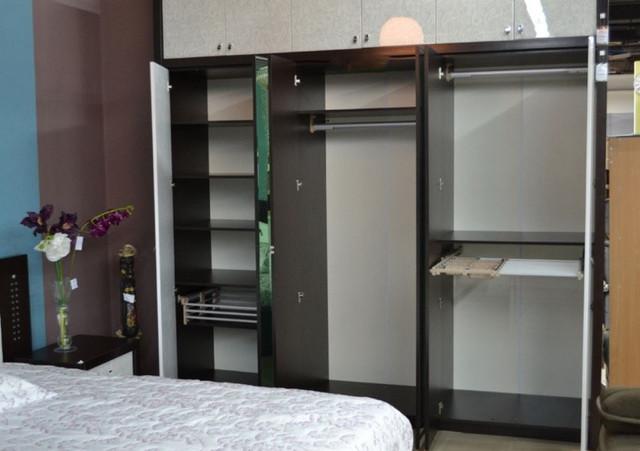 Шкаф 6-дверный Оливье (наполнение)