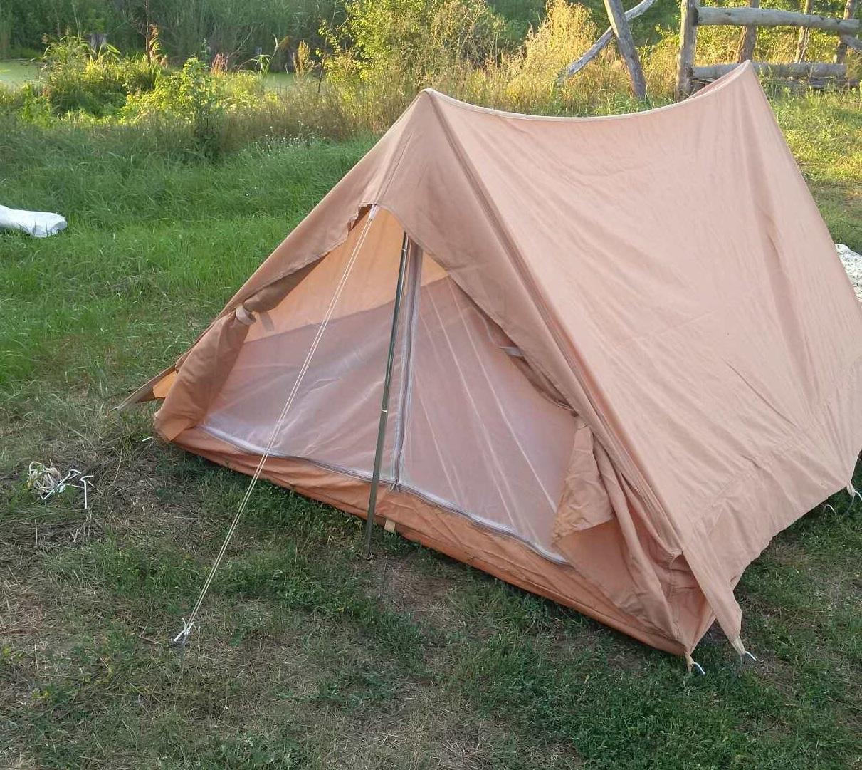 Палатка армии Франции Desert Оригинал Новая